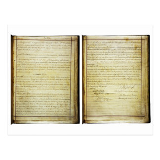 14ta constitución de los E E U U de la enmienda d Tarjeta Postal