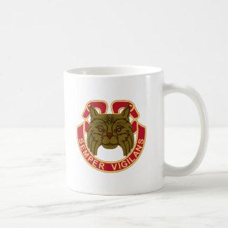 14th Antiaircraft Artillery Gun Battalion Classic White Coffee Mug