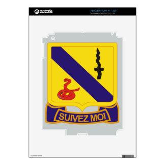 14th Armored Cavalry Regiment iPad 2 Skin