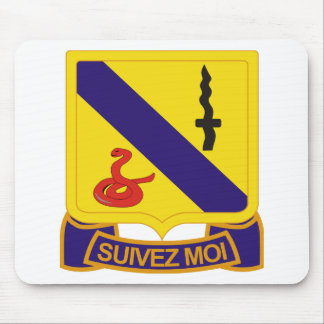 14th Armored Cavalry Regiment Mouse Pad