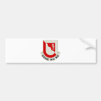 14th Army Engineer Battalion Military Bumper Stickers