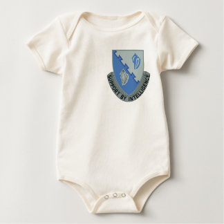 14th Army Military Intelligence Battalion Patch Baby Bodysuit