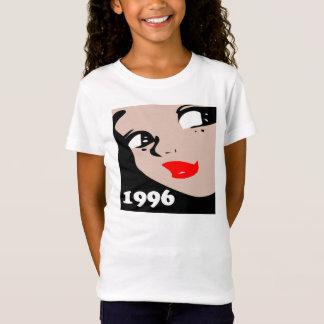 14th Birthday Gifts, 1996 Girl T-Shirt