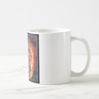 14th century Buddhist Aizen Myoo Painting Coffee Mug