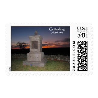 14th Connecticut Volunteer Infantry - Gettysburg Postage