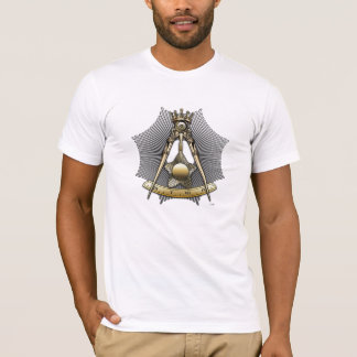 14th Degree: Grand Elect Mason T-Shirt