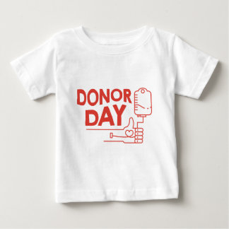 14th February - Donor Day - Appreciation Day Baby T-Shirt