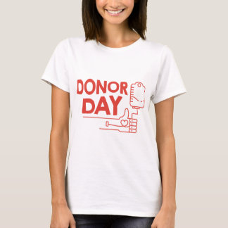 14th February - Donor Day - Appreciation Day T-Shirt