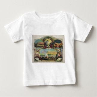 14th Regiment N.Y.S.M. Civil War Engagements Baby T-Shirt