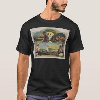 14th Regiment N.Y.S.M. Civil War Engagements T-Shirt