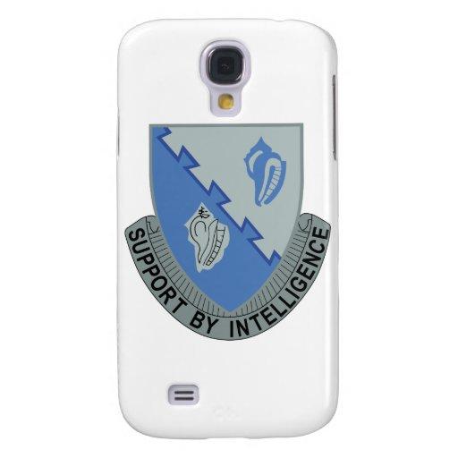 14to Remiendo del batallón de la inteligencia mili Funda Para Galaxy S4
