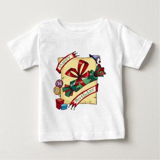 14tos regalos de cumpleaños felices poleras