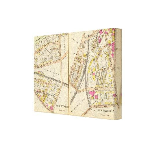 150151 New Rochelle Lona Envuelta Para Galerias