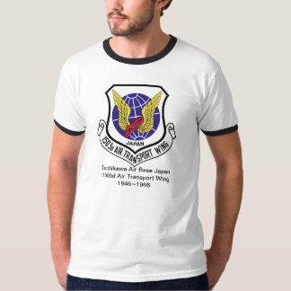 1503d Air Transport Wing Tachikawa AB Japan T Shirt