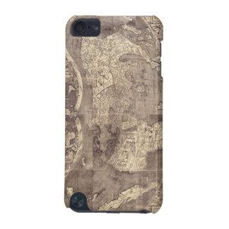 1507 Martin Waldseemuller World Map iPod Touch 5G Case