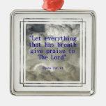 150:6 del salmo ornamento de reyes magos