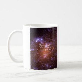 150 6 del salmo taza de café
