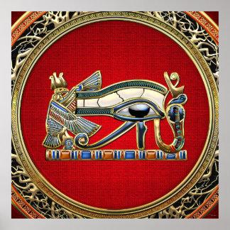 [150] Treasure Trove: The Eye of Horus Poster