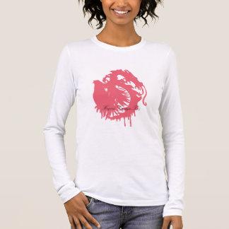 150dpi7-modi-pink-hgt long sleeve T-Shirt