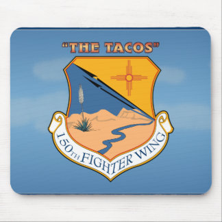 150o Ala del combatiente - el Tacos Alfombrilla De Raton