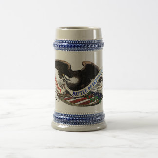150o Cerveza Stein de Gettysburg Jarra De Cerveza