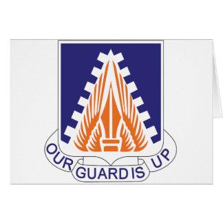 150o Regimiento de la aviación Tarjeta De Felicitación