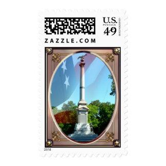 150o sello conmemorativo de Shiloh