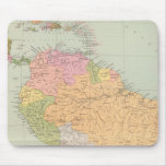 15152 South America political Mouse Pads