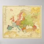 1516 etnográficos europeos impresiones