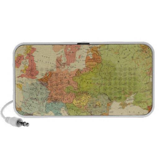 1516 etnográficos europeos mp3 altavoz