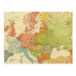 1516 etnográficos europeos postales