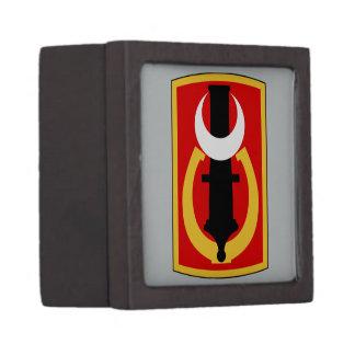 151st Field Artillery Brigade Keepsake Box