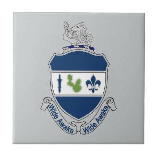151st Infantry Regiment - Wide Awake Ceramic Tile