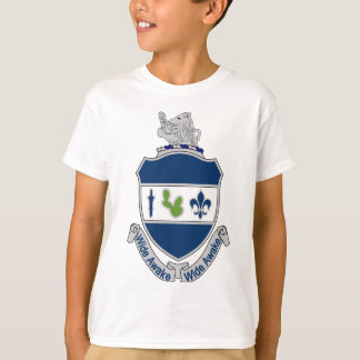 151st Infantry Regiment - Wide Awake T-Shirt