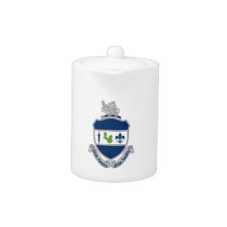 151st Infantry Regiment - Wide Awake Teapot