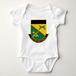 151st Military Police Battalion Baby Bodysuit