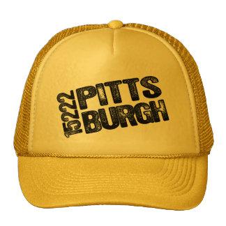 15222 Pittsburgh Gorros