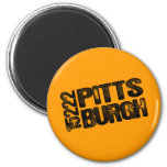 15222 Pittsburgh Magnet