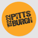 15222 Pittsburgh Stickers