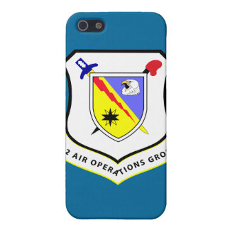152nd Air Operations Group Case For iPhone SE/5/5s