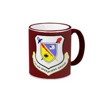 152nd Air Operations Group Mug