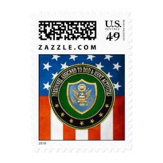[153] DOD & Joint Activities CSIB Special Edition Postage
