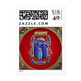 [153] Egyptian Scarab Stamp