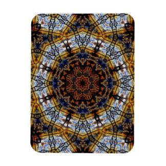 153 retros imán rectangular