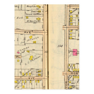 154155 New Rochelle Tarjeta Postal