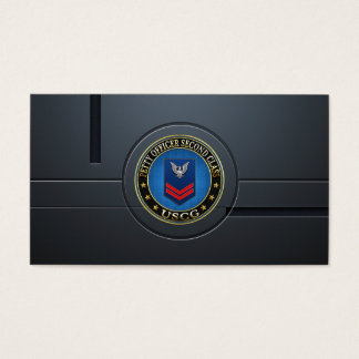 [154] CG: Petty Officer Second Class (PO2) Business Card