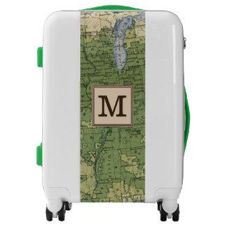154 Corn/sq mile   Monogram Luggage