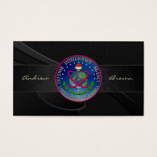 [154] Defense Intelligence Agency (DIA) Seal Business Card