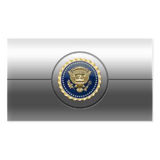 [154] Insignia presidencial del servicio [PSB] Tarjetas De Visita
