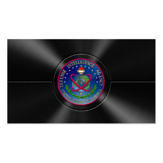 [154] Sello (DIA) de la Agencia de Inteligencia Tarjetas De Visita